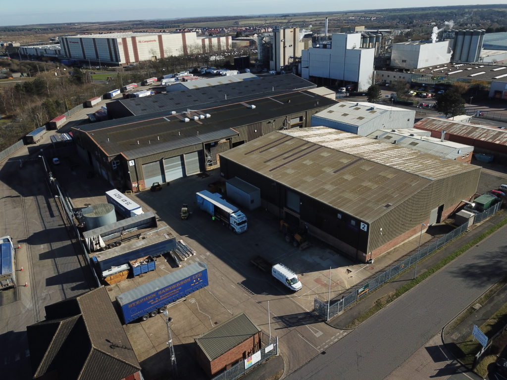 Stephen Sanderson Transport Ltd Purchase another High Bay Warehouse