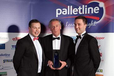 Stephen Sanderson Transport Ltd wins a brace of Awards!!