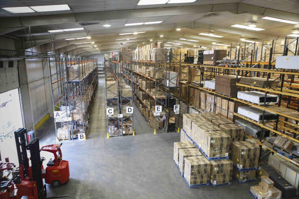 Northamptonshire warehousing storage
