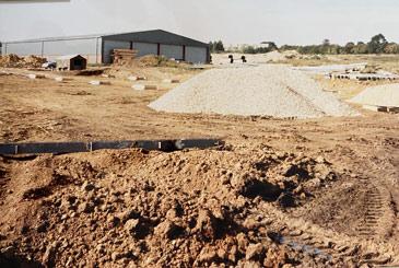 Land Purchased on Riverside Ind. Estate for Sandersons New Depot