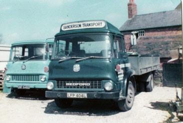 Stephen Sanderson Transport opens its first depot in East Farndon