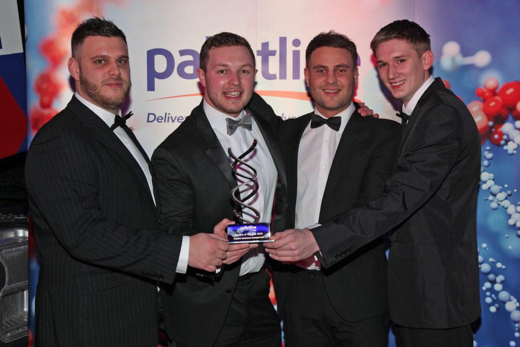 Stephen Sanderson Transport Ltd Wins 'Member of the Year Award'