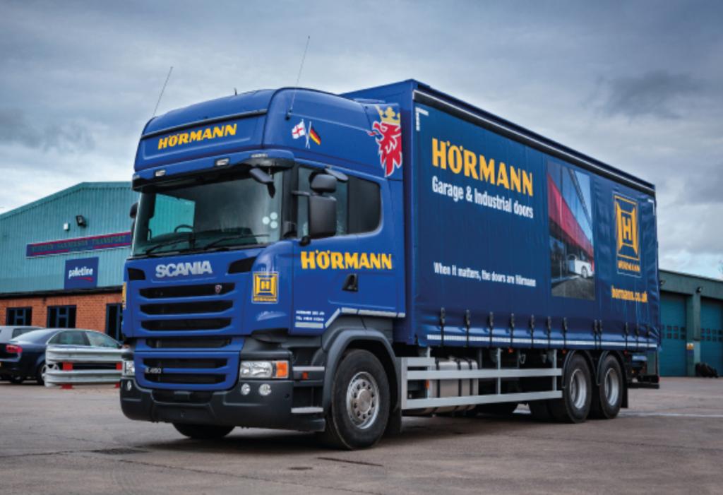 Hormann Truck