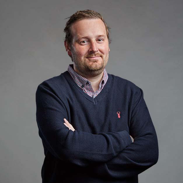 Simon Light - Warehouse Operations Manager