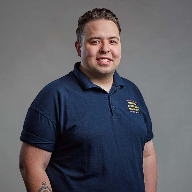 Josh Hayward - Transport Administrator