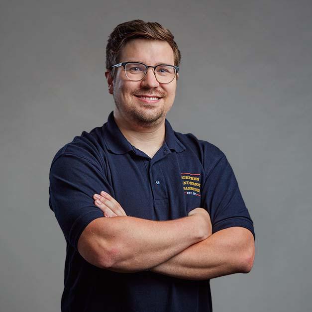 Dan Belcher - Senior Transport Administrator